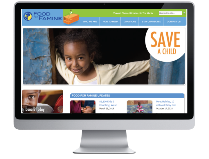 Food for Famine Society Website
