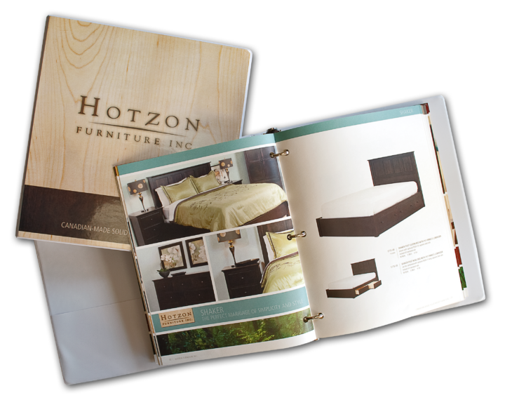 Hotzon Furniture Inc. Brochure