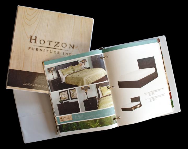 Hotzon Furniture Inc. Brochure