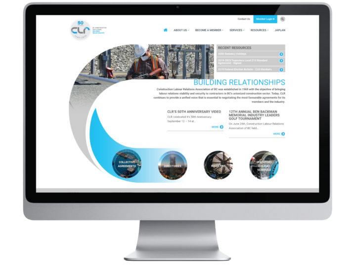 Construction Labour Relations Assoc. Website