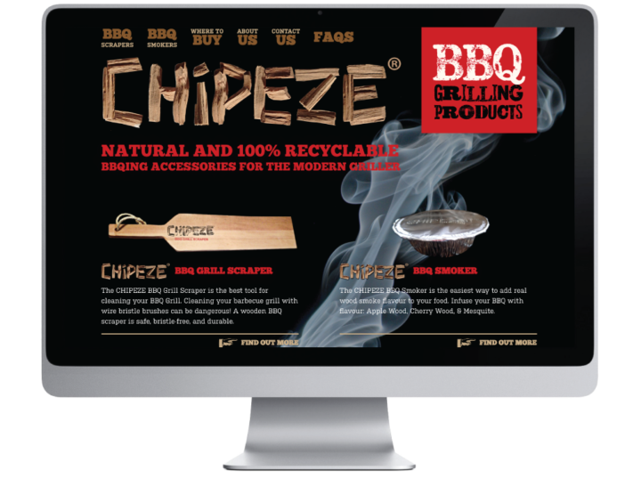 Chipeze Website