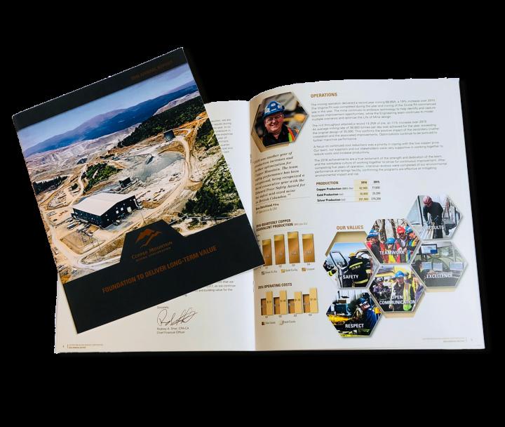 Copper Mountain 2016 Annual Report