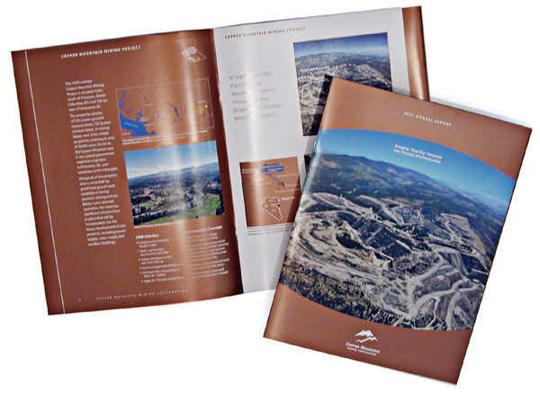 Copper Mountain Mining Corporation Annual Report