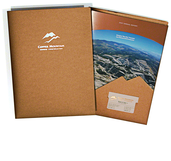 Copper Mountain Mining Corporation Folder