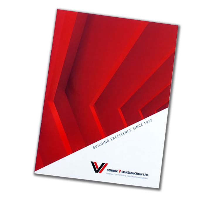 Double V Construction Brochure