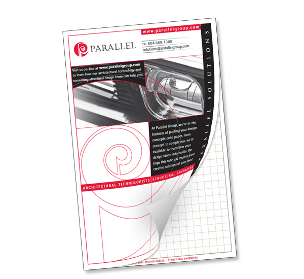 Parallel Group Operations Inc. Notepad