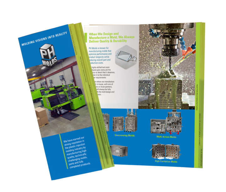 PH Molds Ltd. Brochure