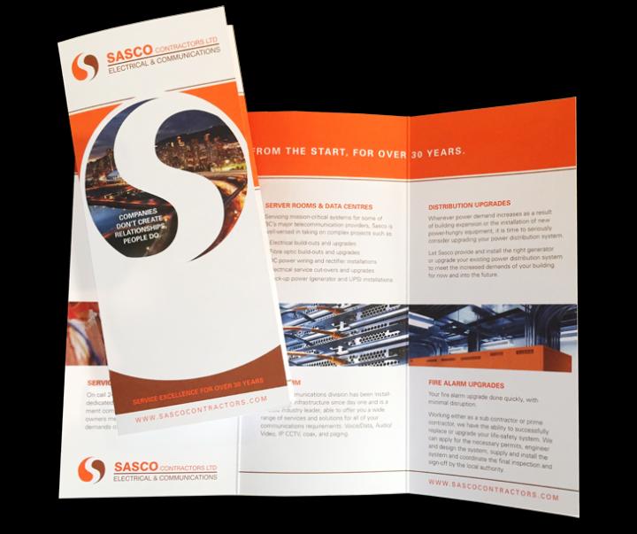 Sasco Contractors Ltd. Brochure