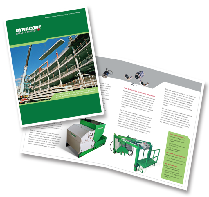 Dynacore Equipment Ltd. Brochure
