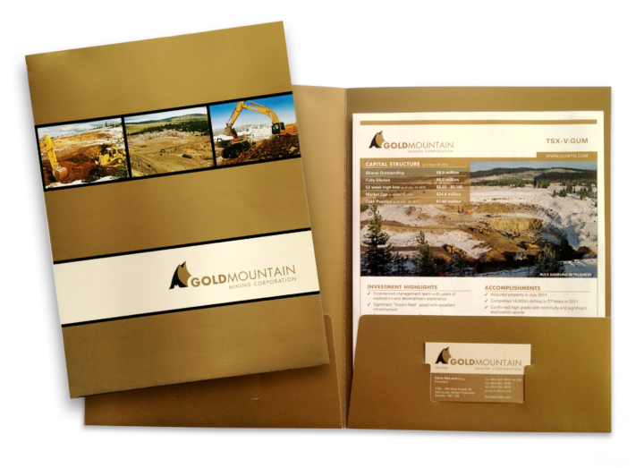 Gold Mountain Mining Corporation Folder