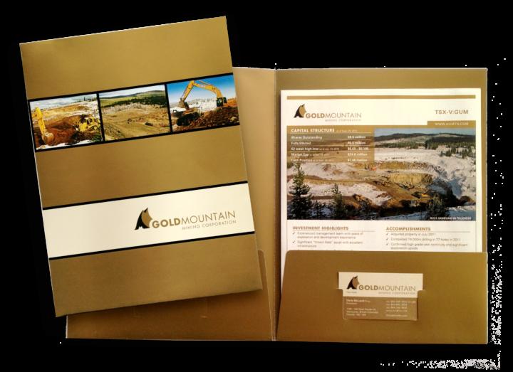 Gold Mountain Mining Corporation Folder