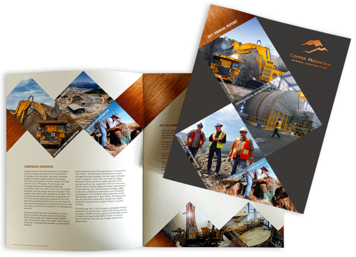 Copper Mountain Mining Corporation 2018 Annual Report